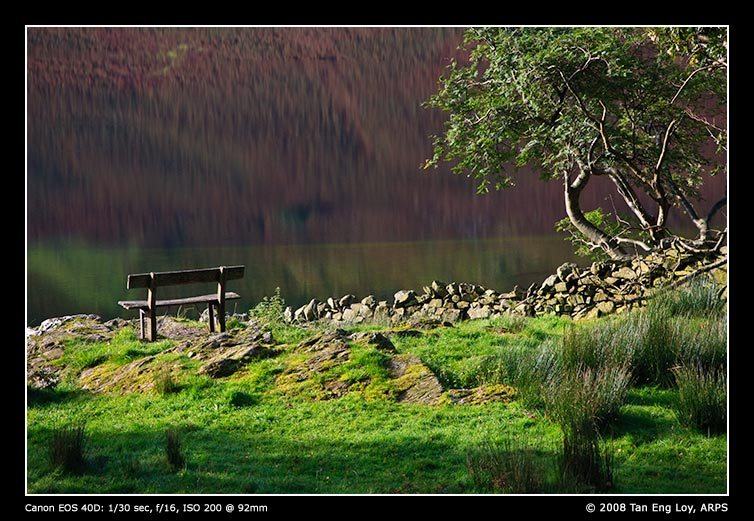 Best Seat At Buttermere (Still)
