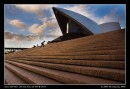 Step By Step Up To The Opera House