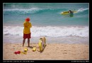 On Surf Rescue Duty